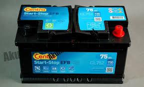 купить Centra Start-Stop EFB CL752 в Кишинёве