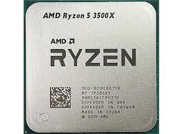 Процессор AMD Ryzen 5 5600X (3,7-4,6 ГГц, 6C / 12T, L2 3 МБ, L3 32 МБ, 7-нм, 65 Вт), Socket AM4, лоток