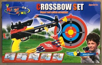 "Игра ""Арбалет"" Power Shoot 128B-1 X (3534)"