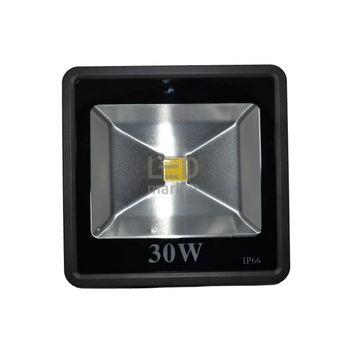 купить Светодиодный прожектор  SMD 30W black 6000K в Кишинёве