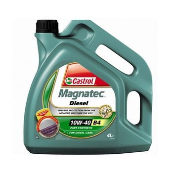купить Моторные масла Castrol Magnatec Diesel 10W-40 B4 4л в Кишинёве