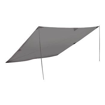 купить Тент туристический High Peak Tarp 2, 4x4, gray, 10034 в Кишинёве