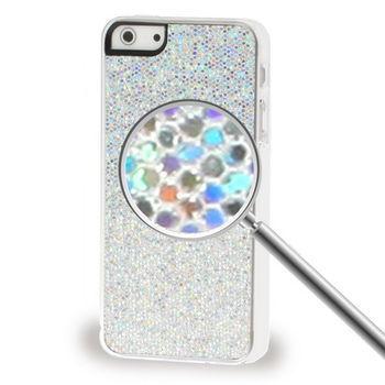 Чехол для iPhone 5 / 5S блестящий