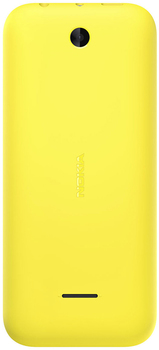 Nokia 225 Dual Sim, Yellow