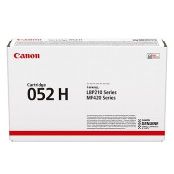 Laser Cartridge Canon 052H (HP ххх X), black (9 200 pages) for LBP-21X Series & MF42X Series