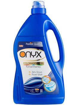 Гель для стирки цветных вещей Onyx Color 4000 мл (90 стирок)