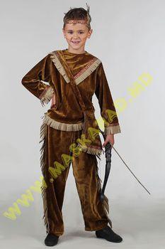 Карнавальный костюм: Индеец