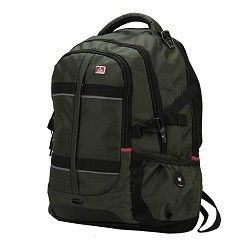"купить 15.6"" NB Backpack - SUMDEX RED (S) ""Soho"", Military Green в Кишинёве"