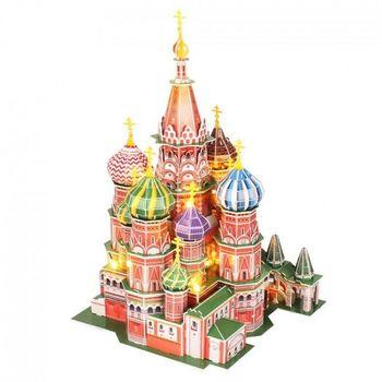 купить CubicFun пазл 3D Basil's Cathedral в Кишинёве