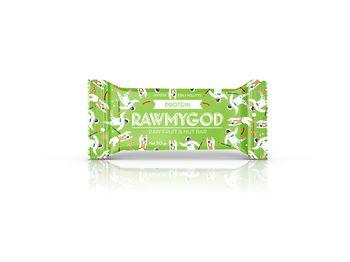 Батончик Rawmygod (протеин), 50 г