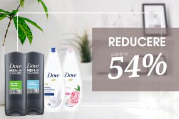 Gel de duș Dove, 250 ml