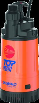 Погружной насос многолопастный Pedrollo TOP MULTI-TECH 2  0.55 кВт