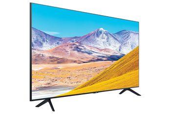 купить TV LED Samsung UE50TU8000UXUA, Black в Кишинёве