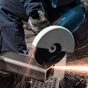 купить Угловая шлифовальная машина Bosch GWS 22-180 180 мм в Кишинёве