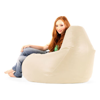 Bean bag Hi Poly Relaxtime Бескаркасное кресло мешок