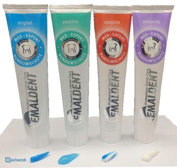 купить EMALDENT Зубная паста,125ml в Кишинёве