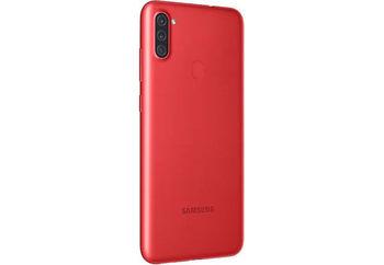 купить Samsung Galaxy A11 2020 2/32Gb Duos (SM-A115), Red в Кишинёве
