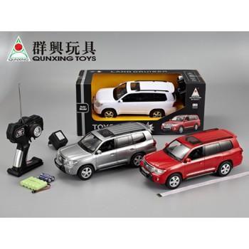 """Машина на дистанционном управлении """"Toyota Land Cruiser"""""""