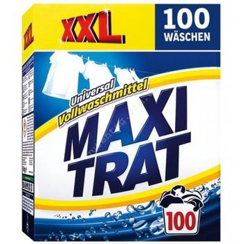 Порошок для стирки универсальный Maxi Trat XXL Макси Трат 6 кг (100 стирок)