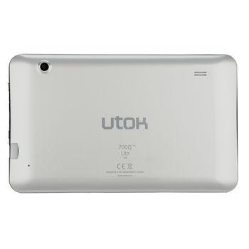 "Планшетный ПК Utok 700Q Lite 7"" 4GB black/grey"