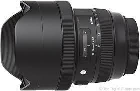 купить Zoom Lens Sigma AF  12-24mm f/4.5-5.6 II DG HSM F/Nik в Кишинёве