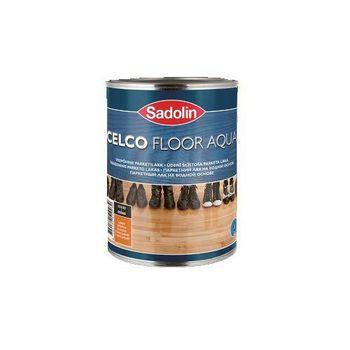 Sadolin Лак Celco Floor Aqua Матовый 1л