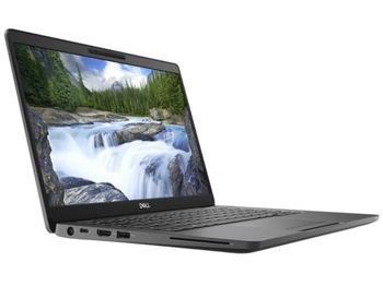 Dell Latitude 13 5300 2-in-1, Black