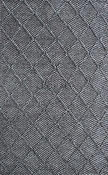 Ковёр ручного плетения EKOHALI Jade Diamond Antrasit XW