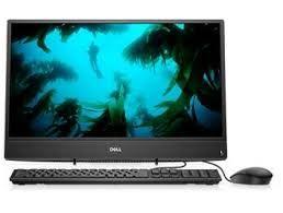 "AIl-in-One PC - 21,5"" DELL Inspiron 3280 FHD IPS, Intel® Core™ i3-8145U (Dual Core, 3.9GHz, 4MB), 8GB DDR4 RAM, 1TB HDD, no DVD, Intel® UHD Graphics 620, HD Webcam, Fixed Stand, Wi-Fi-AC/BT4.1, USB KB&MS, Ubuntu, Black"