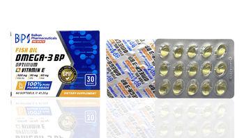 ОМЕГА 3-БП ОПТИМУМ (РЫБИЙ ЖИР) 500 мг. №60