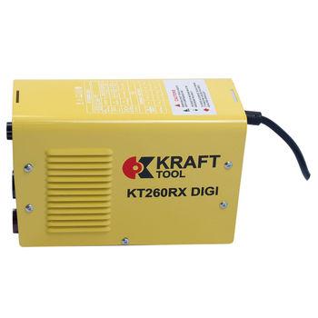 купить Инверторный сварочный аппарат 260A KT260RXDIGI KraftTool в Кишинёве