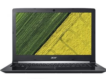 "ACER Aspire A517-51G Obsidian Black (NX.GSTEU.018) 17.3"" FullHD (Intel® Core™ i5-7200U 2.50-3.10GHz (Kaby Lake), 4Gb DDR4 RAM, 1.0TB HDD, Intel® HD Graphics 520, w/o DVD, WiFi-AC/BT, 4cell, 720P HD Webcam, RUS, Linux, 3.0kg)"