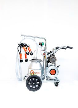 купить Доильный аппарат Gardelina T130 AL PC в Кишинёве