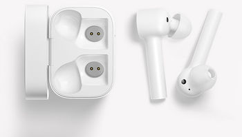 купить Наушники Xiaomi Mi True Wireless Earphones White в Кишинёве