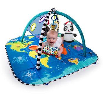 Игровой коврик 5 in 1 Baby Einstein World of Discovery