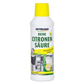 Антинакипин с лимонной кислотой HEITMANN 500 мл