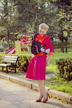 cumpără Rucsac ergonomic NapBag by Bagy Bubbles în Chișinău