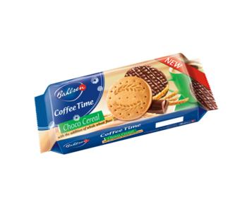 cumpără Biscuiţi Bahlsen Coffee Time Choco Cereal, 143 g în Chișinău