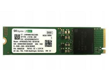 купить M.2 NVMe SSD 256GB Hynix BC501D в Кишинёве