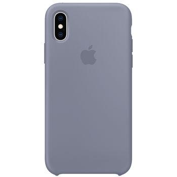 Чехол для iPhone XS Max Original (Lavender Grey)