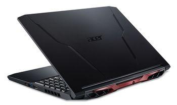 """купить ACER Nitro AN515-45 Shale Black (NH.QBCEU.00C) 15.6"""" FHD IPS 144Hz (AMD Ryzen 7 5800H 8xCore 3.2-4.4GHz, 16GB (2x8) DDR4 RAM, 512GB PCIe NVMe SSD+HDD Kit, GeForce RTX 3060 6GB GDDR6, WiFi6-AX/BT5, 4cell, HD Webcam, RUS, Nitrosence RGB, No OS, 2.2 kg) в Кишинёве"""