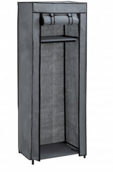 купить Шкаф складной для одежды 60X148X45 см Axentia 132891 в Кишинёве