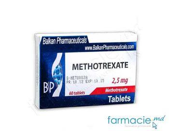 купить Meтотрексат табл. 2,5 мг N20x3 в Кишинёве