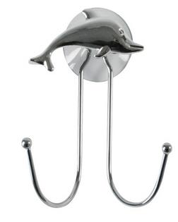 купить Крючок Дельфин хром. 291317 в Кишинёве