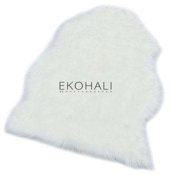 купить Шкура овечья ручной работы E-H Post Tekli Ivory single в Кишинёве
