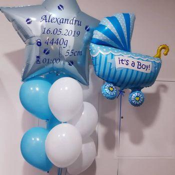 купить Набор шаров « Star Boy » в Кишинёве
