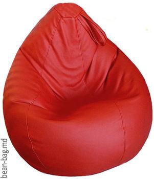 Кресло Груша Medium Red