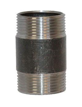 """купить Ниппель сталь 2"""" ПП, L=64mm HY в Кишинёве"""