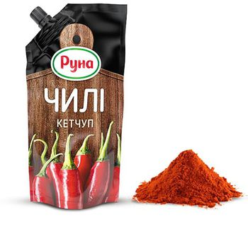 """купить Кетчуп """"Чили"""" RUNA в Кишинёве"""