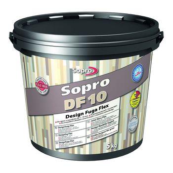 Sopro Затирка Sopro DF 10 Серая №15 5kg
